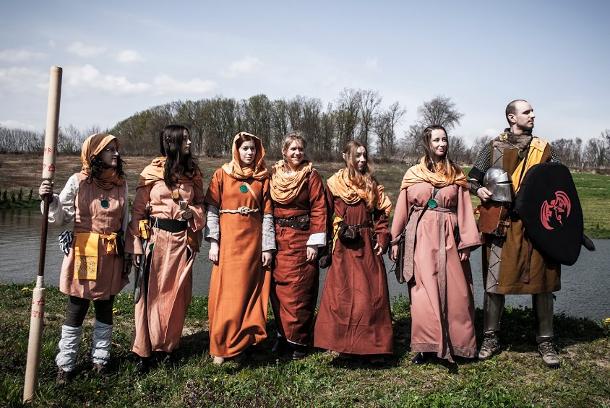 The Priesthood of Dibella / The Elder Scrolls Chronicles / Croatia, 2014 / Picture by Višen Tadić