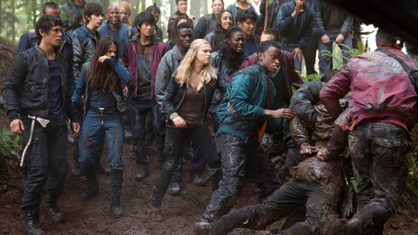 The 100 - Didn't have enough of shit? Have some more!