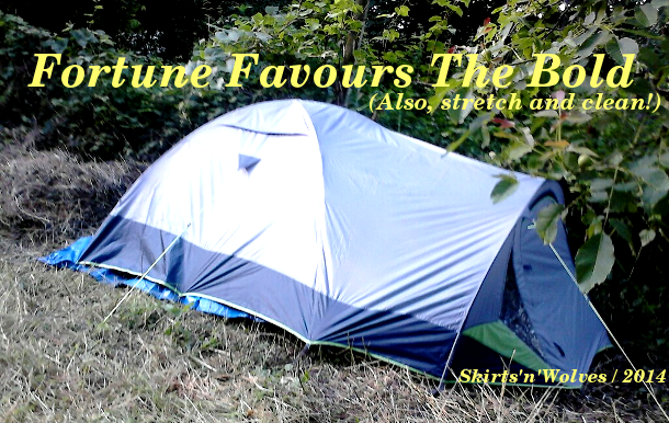 Larping Tent