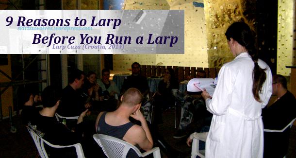 Run a larp